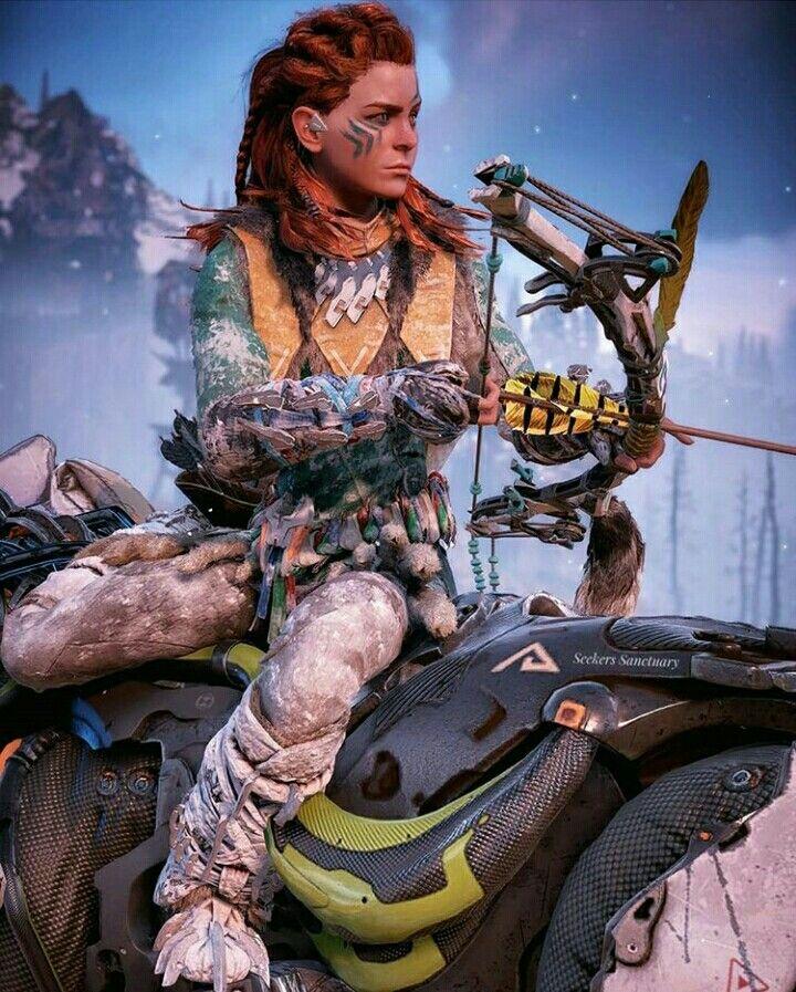 Картинка для В какое племя ты попадёшь из вселенной Horizon zero dawn