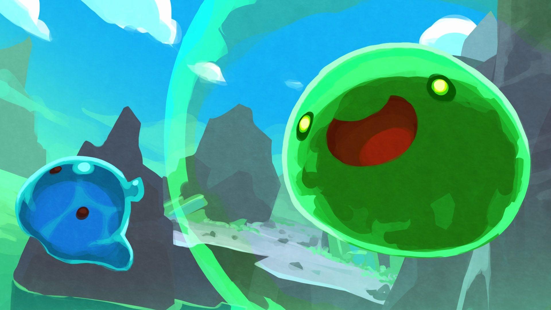 Картинка для Проверка знаний Slime Rancher! 2