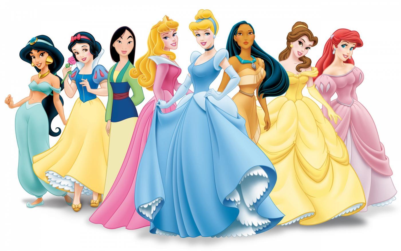 Картинка для Тест Дисней Принцессы: Правда или Ложь
