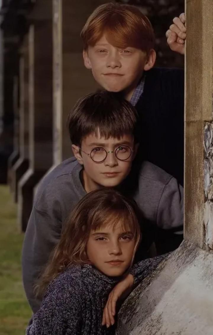 Картинка для Кто это сказал?Фразы из Гарри Поттера