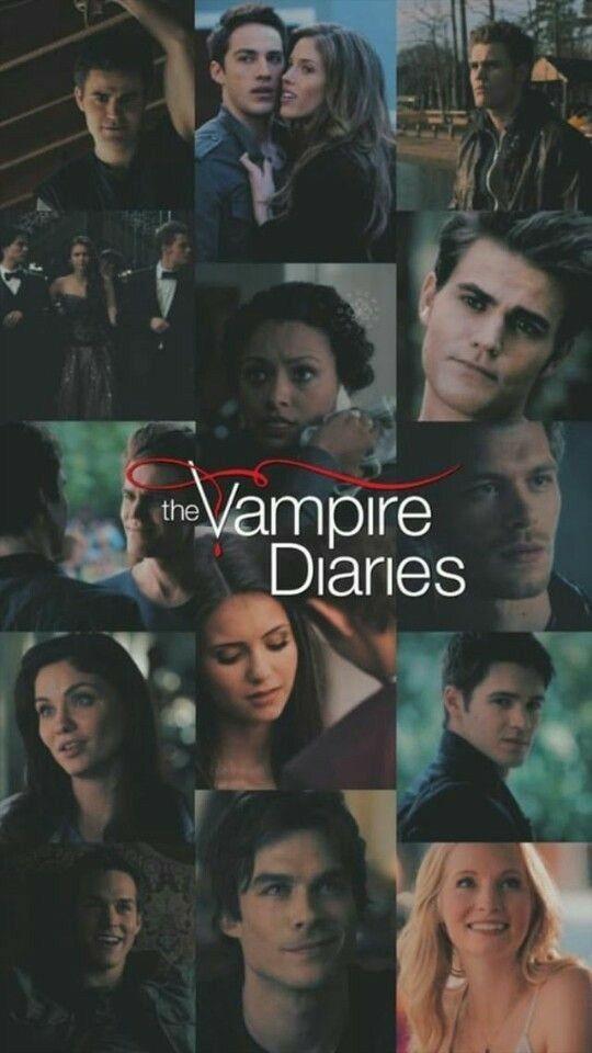 Картинка для Кто ты из Дневников вампира?