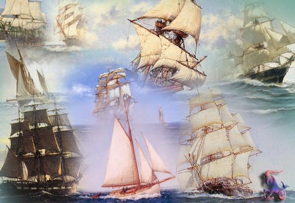 Картинка для Насколько хорошо ты знаешь названия известных кораблей из литературы