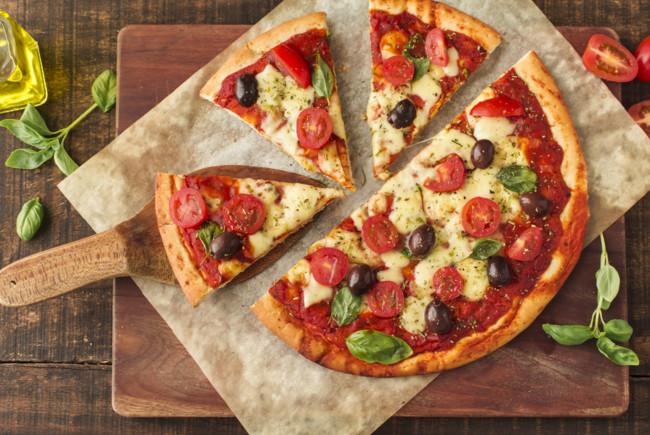 Картинка для Какая ты пицца?