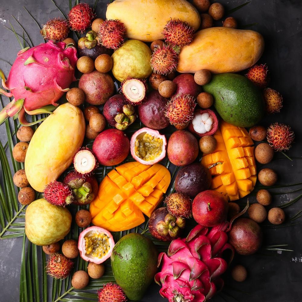 Картинка для Какой ты экзотический фрукт?