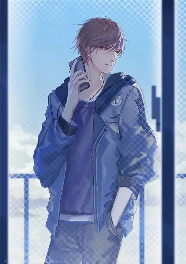 Картинка для Просто классные обои на твой телефон в стиле *аниме*