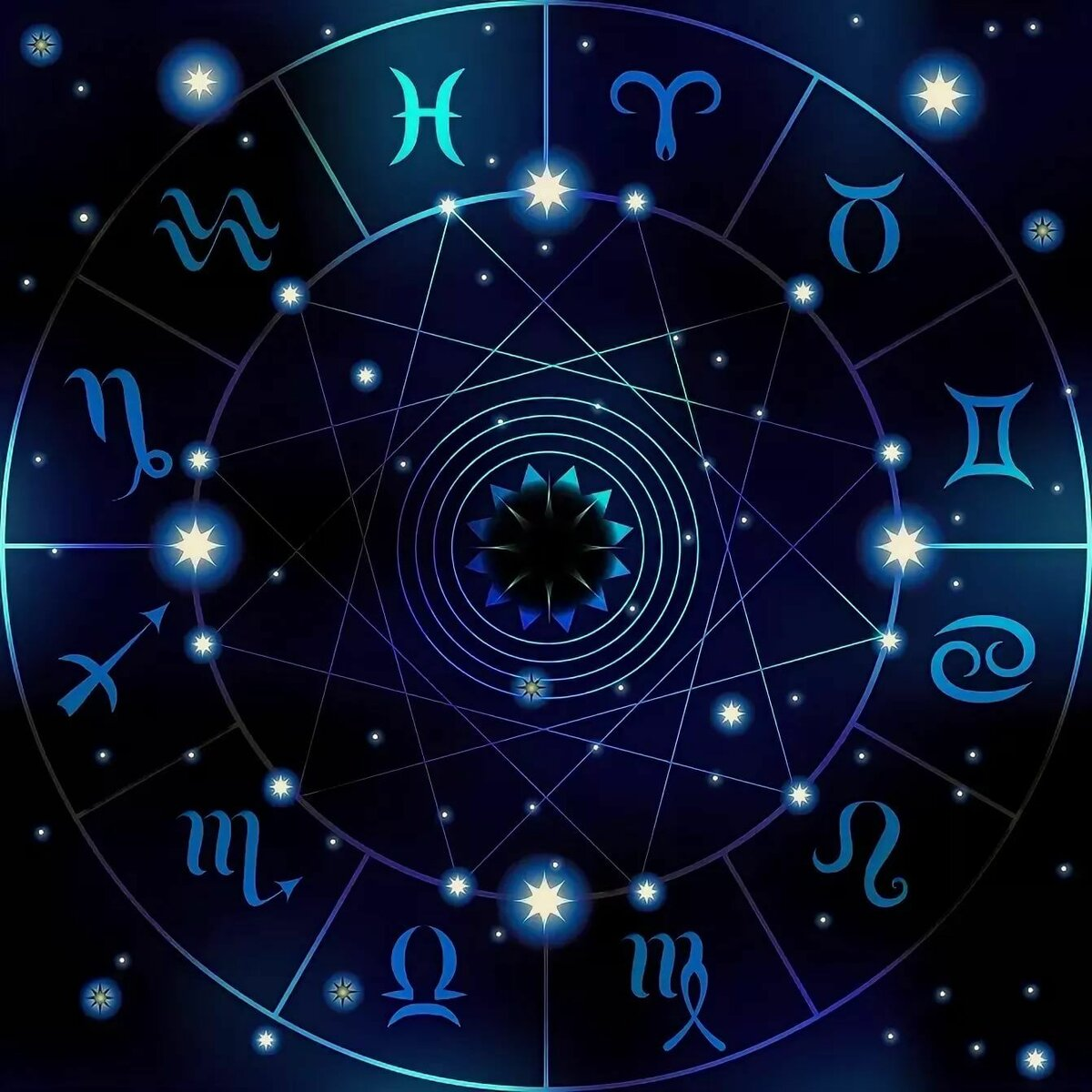 картинки звезды зодиак набок
