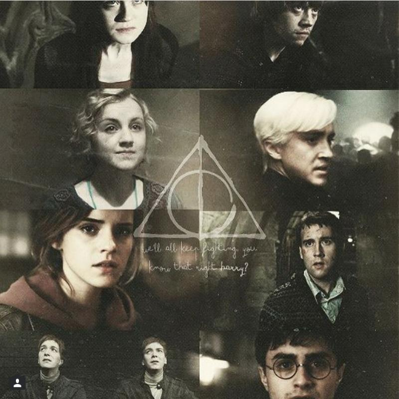 Картинка для Мнение героев Гарри Поттера о тебе
