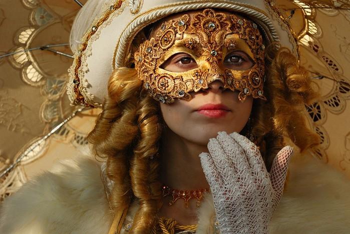 Картинка для Какую маску ты наденешь на бал-маскарад?