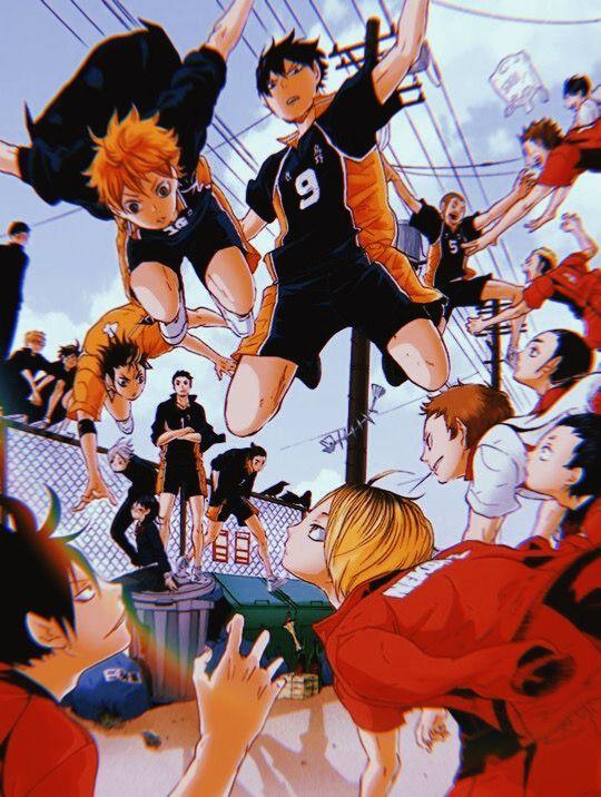 """Картинка для Кто твой парень из аниме """"Волейбол"""""""