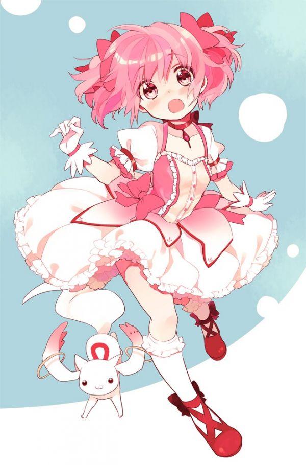Картинка для Какая ты розоволосая аниме — девушка?