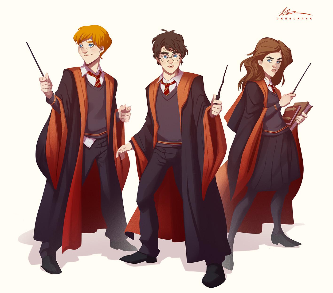 Картинка для Кто ты, из Гарри Поттера, по знаку зодиака?