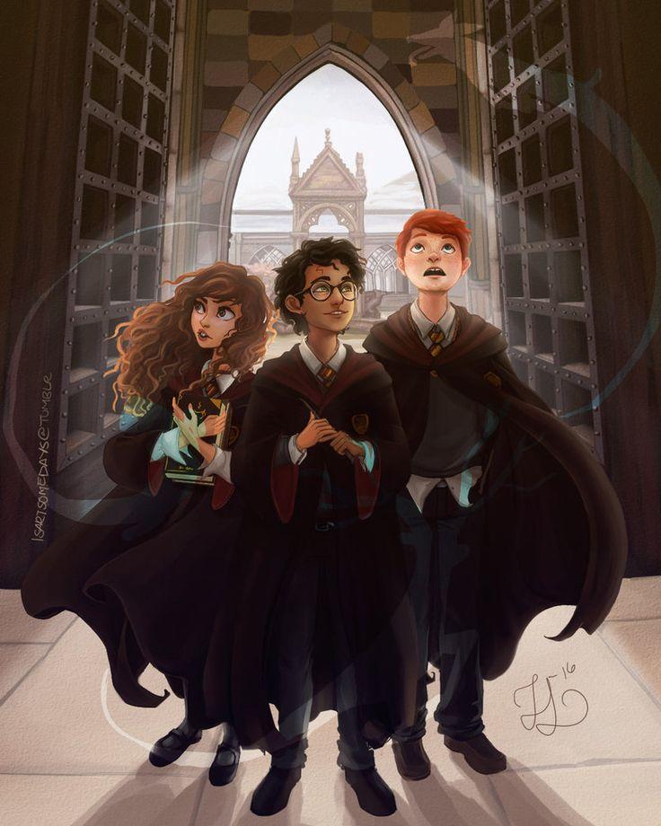 Картинка для 🔗Насколько ты готов к Хогвартсу?🔗
