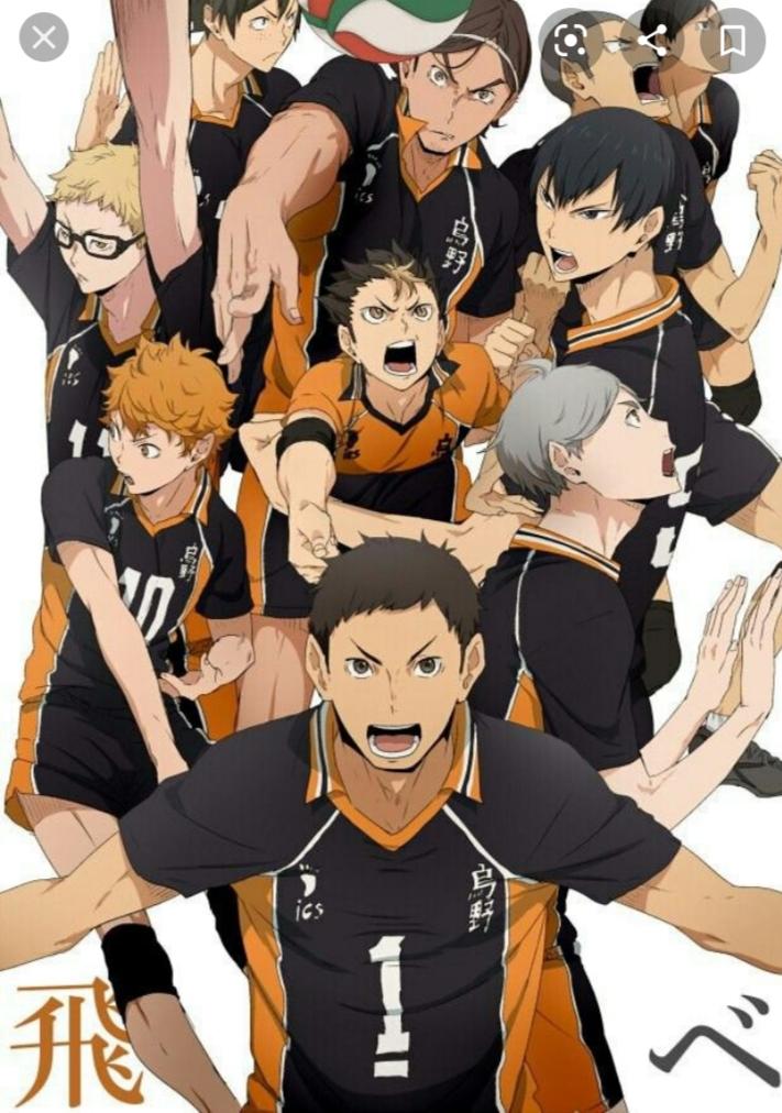 Картинка для Кто ты в  аниме Волейбол?