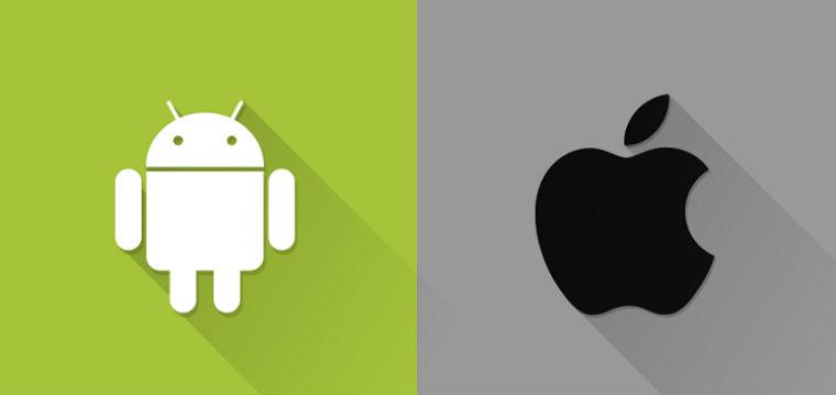 Картинка для Android или IOS? 🤔 (не судите строго, тест несёт развлекательный характер)