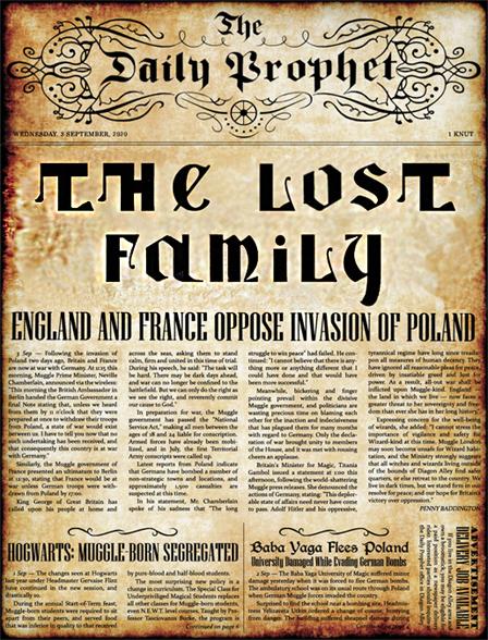 Картинка для Потерянное семейство