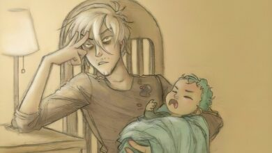 Картинка для Гарри Поттер. Посиди с ребенком милый!