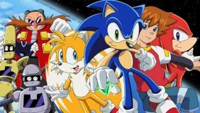 Картинка для Ты новый персонаж в аниме Sonic X.