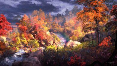 Картинка для Конкурс рисунков «Вот такая осень»