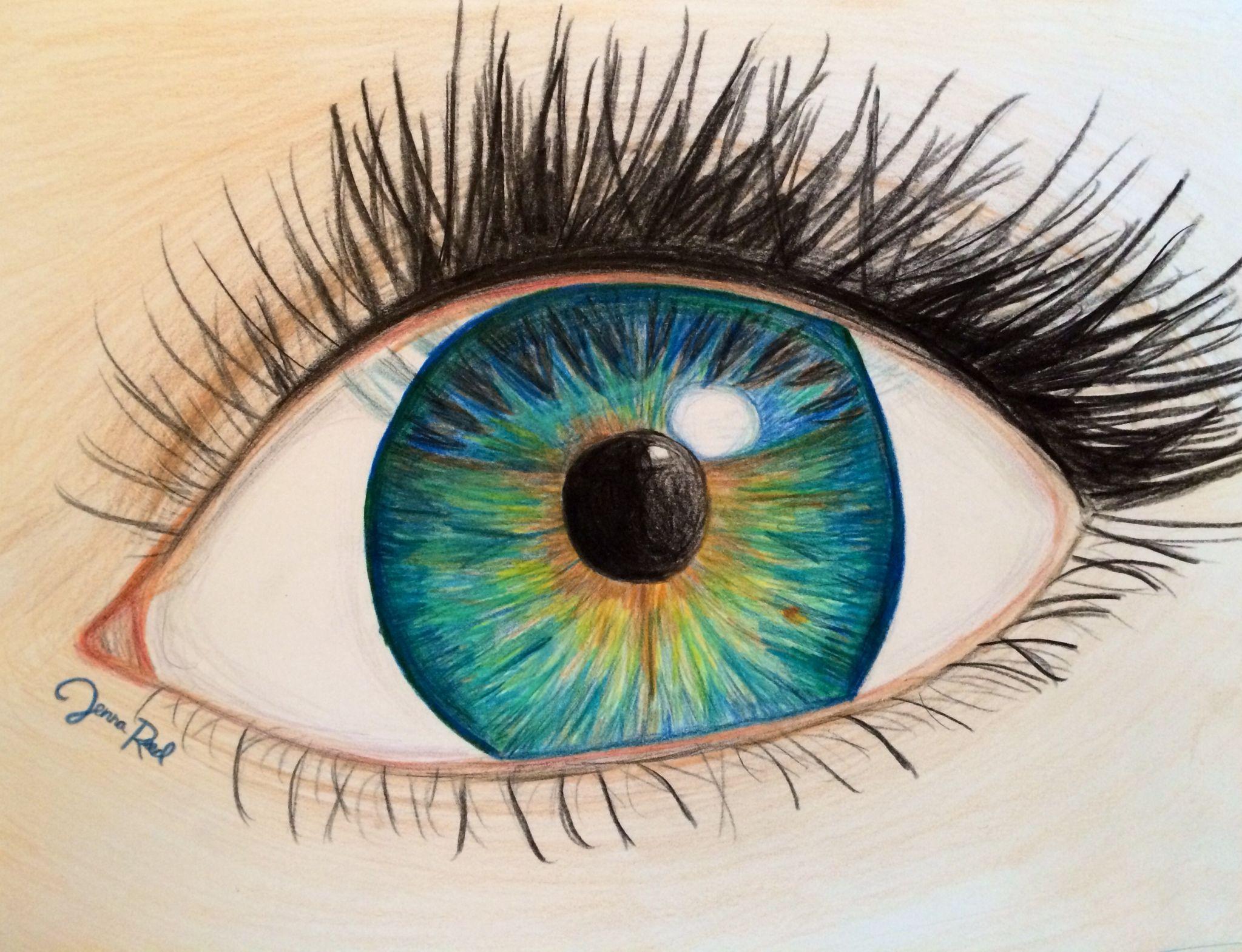 drawings of eyes - HD2047×1569