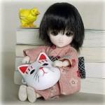 Рисунок профиля (Lisamoto)