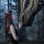Рисунок профиля (Повелительница Драконов)