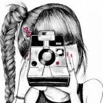 Рисунок профиля (♪♫§ lovely lady §♫♪)