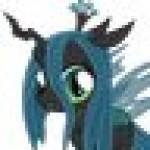 Рисунок профиля (Королева Кризалис)