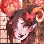 Рисунок профиля (Damara Megido)