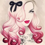 Рисунок профиля (●•°AnastasiA°•●)