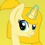Картинка для Yellow Flash இ The Pony