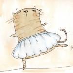 Рисунок профиля (balerinka32)
