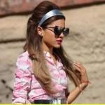 Рисунок профиля (Ariana Grande)