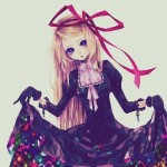 Рисунок профиля (angel_goth)