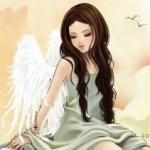 Рисунок профиля (Ангел)