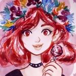 Рисунок профиля (†CorneliaPumpkins†)
