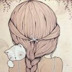 Рисунок профиля (***СнеƸ̴Ӂ̴Ʒинка***)