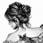 Рисунок профиля (Капелька грусти)