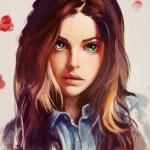 Рисунок профиля (?БлондинкО в шОкОладе?)