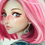 Рисунок профиля (♥♪•My life is magical•♪♥)