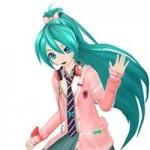 Рисунок профиля (miku)