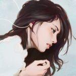 Рисунок профиля (♡·٠●◇Cristalina◇●٠·♡)
