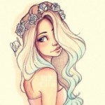 Рисунок профиля ((LOVE)лю тво(YOU) улыбку!)