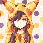 Рисунок профиля (◎★Miss Rouz◎★│太陽の女神│Arai Doroshi)
