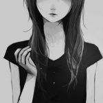 Рисунок профиля (liliagirl)