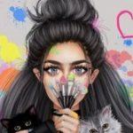 Рисунок профиля (Ĉñĕгуřőчķä)