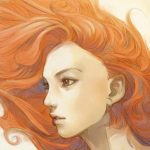 Рисунок профиля (Мила Рудик)
