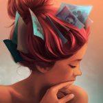 Рисунок профиля (Gwen Cipher)