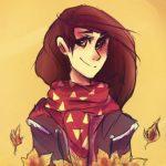 Рисунок профиля (Marina Pritulyak)