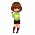 Рисунок профиля (Chara Drimurr)