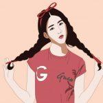 Рисунок профиля (Эрика)